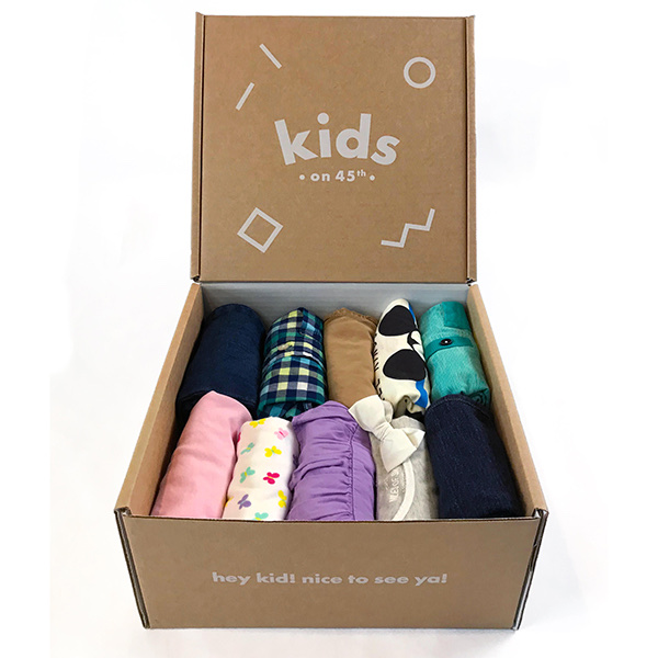 Kids on 45th review + $10off